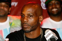 DMX George Zimmerman Boxing Match
