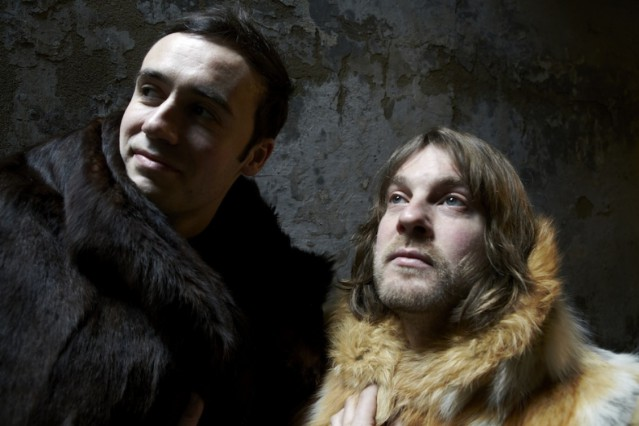 Grumbling Fur 'Dancing Light' Glynnaestra Stream Sunn O))) Alexander Tucker and Daniel O'Sullivan