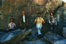 Incan Abraham 'Tuolumne' Stream White Iris Single Whidbey