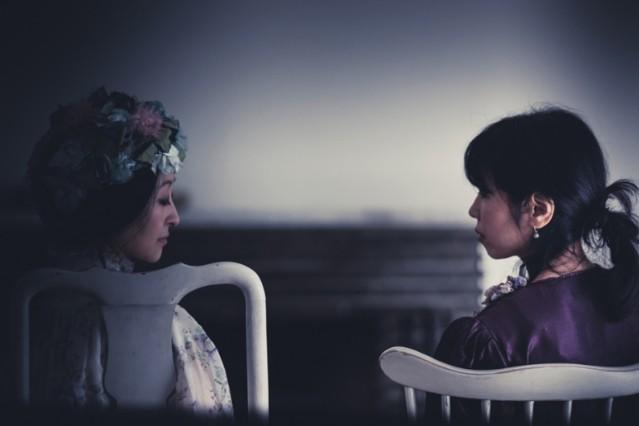 IKEBANA 'Rose' When You Arrive There Japan
