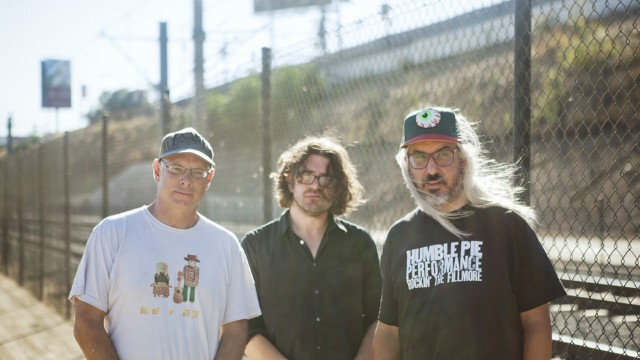 Dinosaur Jr.: (From left) Murph, Lou Barlow, J Mascis / Photo by Nathaniel Wood