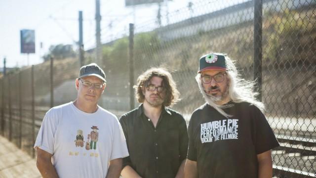 Dinosaur Jr.: (From left) Murph, Lou Barlow, J Mascis / Photo by Nathaniel Wood