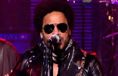Watch Lenny Kravitz's No-Frills Cover of the Beatles' 'Get Back'