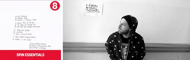 levon vincent, self-titled