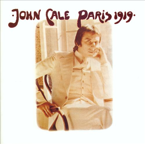 john cale, paris 1919