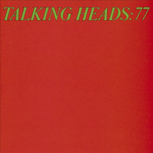 talking heads, talking heads: 77