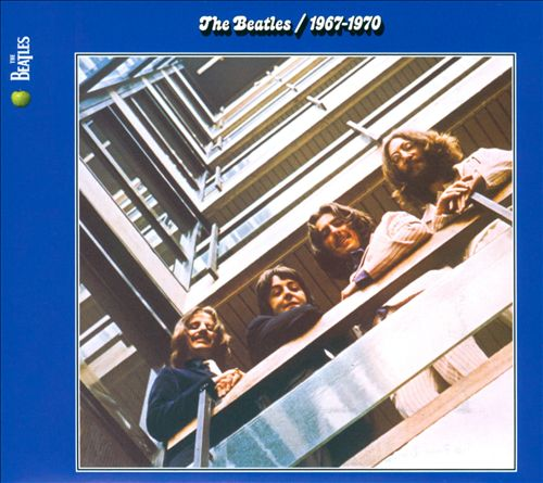 the beatles, blue album, greatest hits