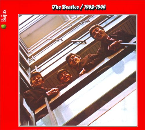 the beatles, red album, greatest hits