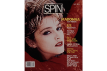 madonna, like a virgin, spin, cover story
