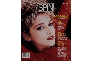 Madonna: The 1985 'Like a Virgin' Cover Story