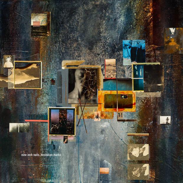 Nine Inch Nails Separation Marks vinyl cover