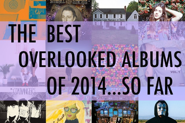 The Best Overlooked Albums of 2014 So Far