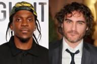Beats by Cray: Pusha T's New Album Will Feature a Beat by Joaquin Phoenix