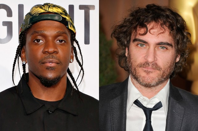 Pusha T joaquin phoenix beat kanye my name is my name