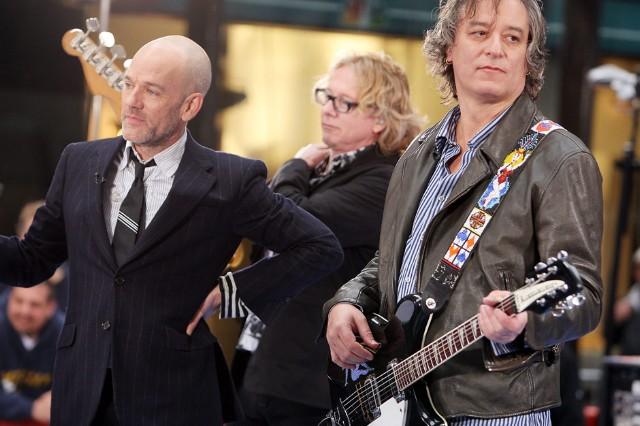 REM R.E.M. fan clbu singles box set charity peter buck BBC