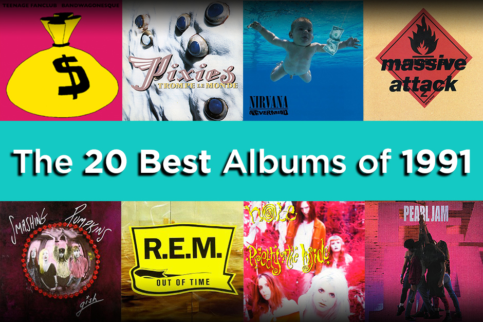 20 Best Home Exterior Design In Modern Style: The 20 Best Albums Of 1991