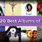 The 20 Best Albums of 1993