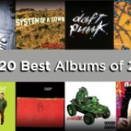 The 20 Best Albums of 2001