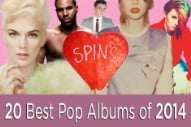 The 20 Best Pop Albums of 2014