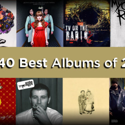 The 40 Best Albums of 2006