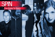 Five Artists to Watch in November 2014