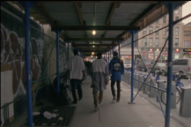 Ratking Pay Dark Tribute to Manhattan in 'Canal' Video