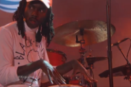 Blood Orange Makes Tightly Choreographed TV Debut on 'Kimmel'