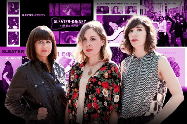 All 109 Sleater-Kinney Songs, Ranked | SPIN