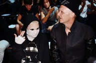 Die Antwoord Steal the Show at Alexander Wang
