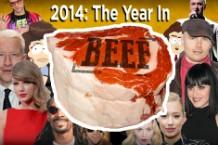 2014, Beef, Iggy Azalea, Azealia Banks, Sun Kil Moon, Julian Casablancas