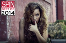 tinashe, aquarius, best of 2014