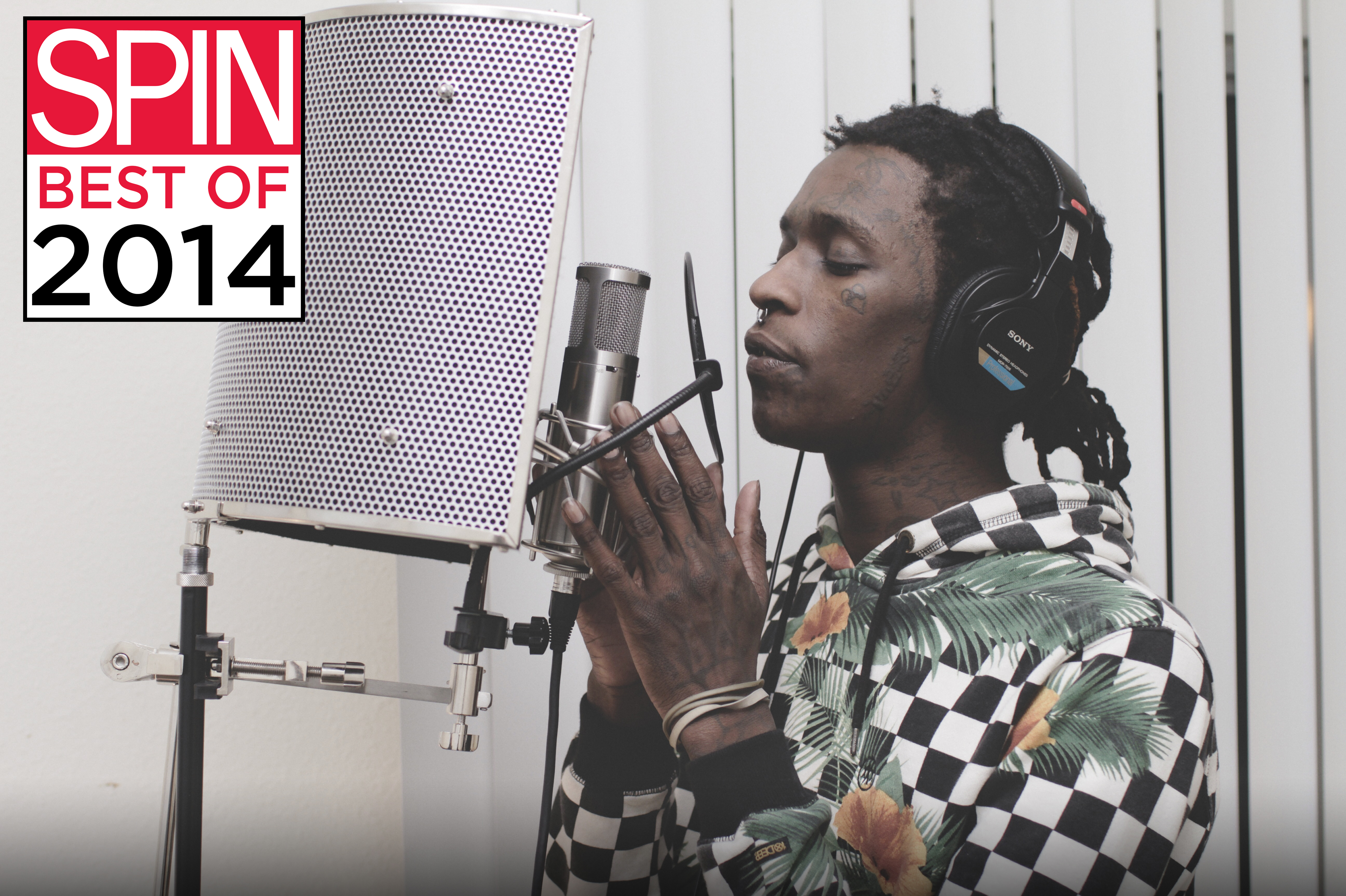 Young Thug Is SPIN's 2014 Rapper of the Year