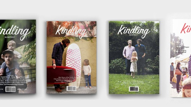 10 Essential Father's Day Songs from 'Kindling Quarterly'