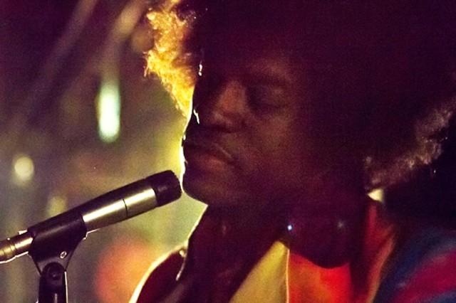 Andre 3000 Jimi Hendrix biopic
