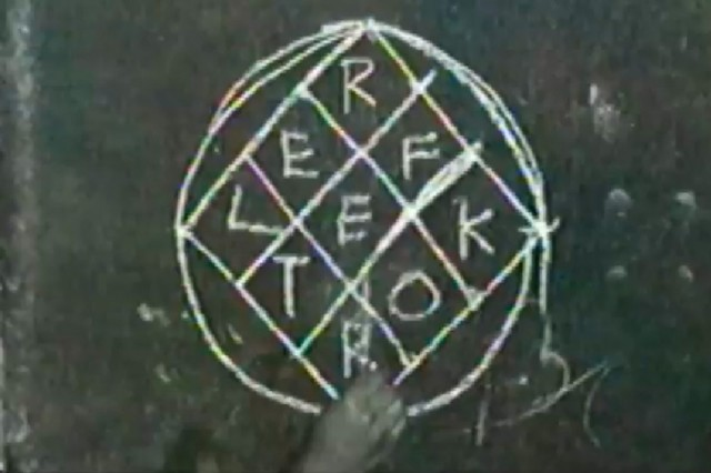 Arcade Fire reflektor graffiti marking mural poster single
