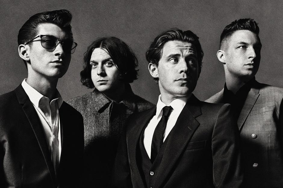 Hear Arctic Monkeys Trip Out on Non-Album Cut '2013'