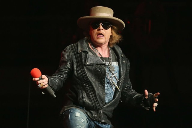 Axl Rose Invents 'Google Ass' in Chili Peppers-Dogging Op-Ed