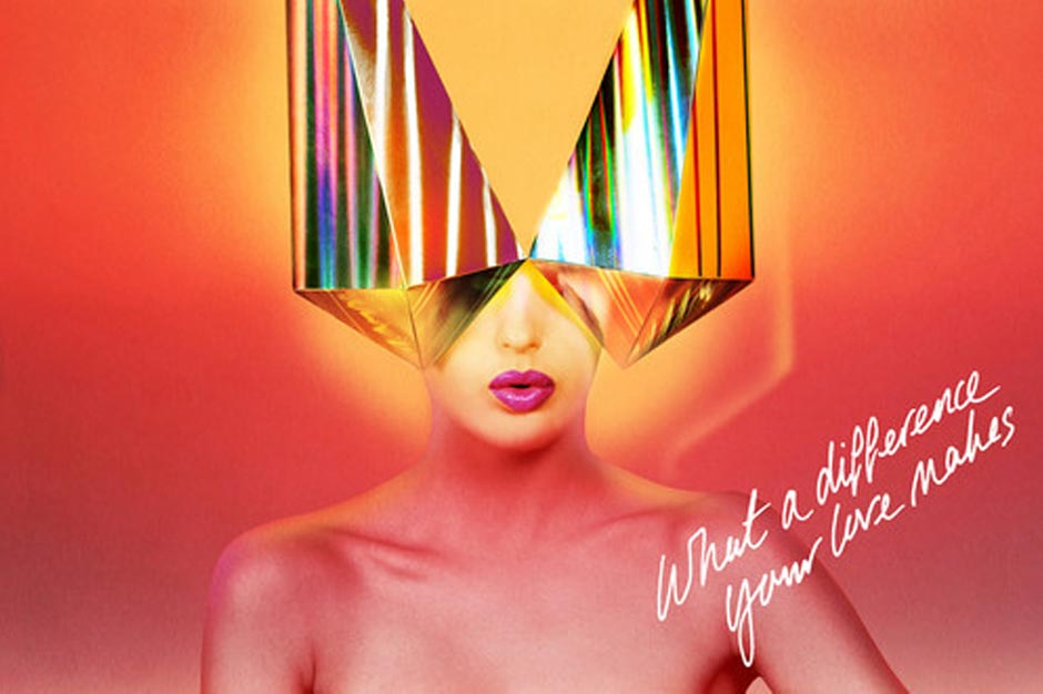 Basement Jaxx Go Full-Tilt '80s for 'What a Difference Your Love Makes'