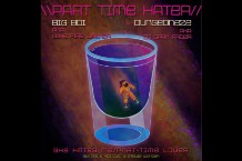 Big Boi Kid Cudi Stevie Wonder 'Part Time Hater'