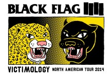 Black Flag Tour Victimology Mike Vallelly