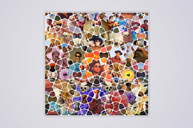 <i>Arabia Mountain</i> B-Sides album art