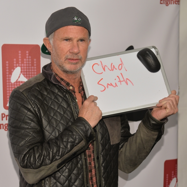 Chad Smith Will Ferrell Drum Battle