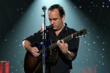Dave Matthews live