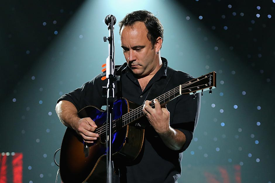 Dave Matthews Gets Ride to Own Show From Last Good Samaritan on Earth