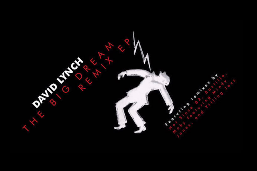 David Lynch Moby 'The Big Dream' Remix Reversion