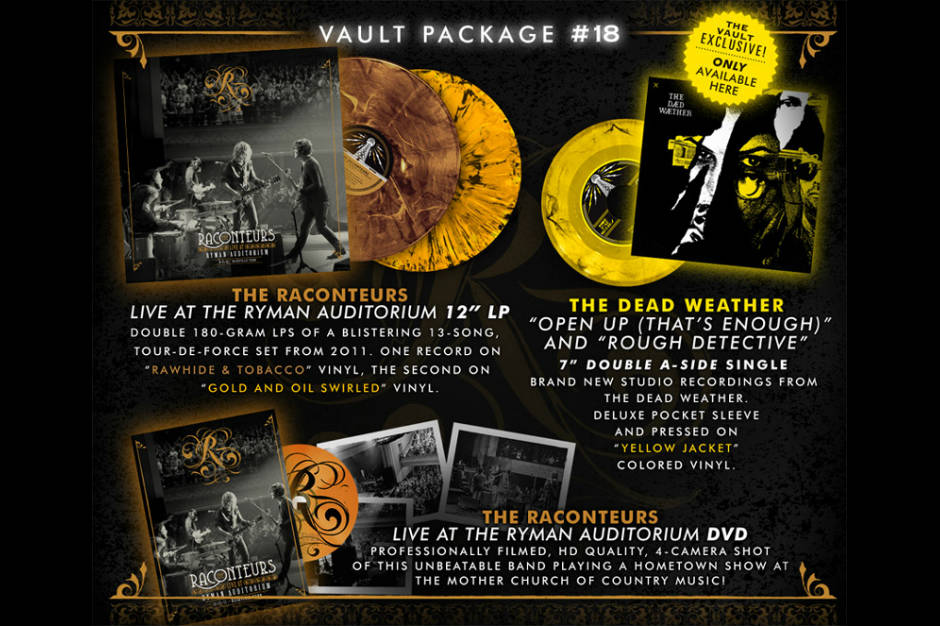Dead Weather Forecast 2015 Lp With Open Up Led Singles