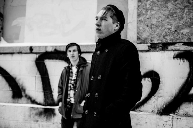 Drenge 'Backwaters' Stream Loveless Brothers