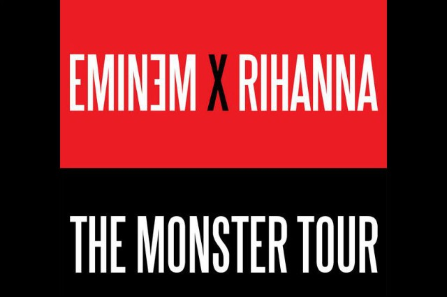 Eminem Rihanna Monster Tour Dates