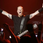 A Year on the Road with Metallica