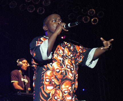 A Tribe Called Quest, Nas Top Rock the Bells Bill
